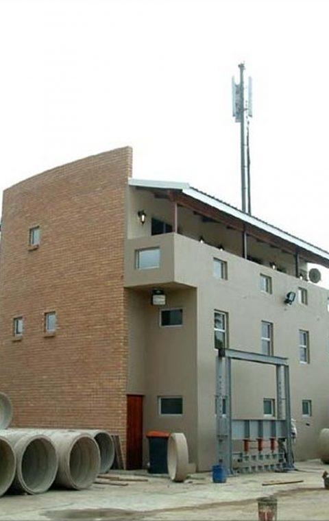 D & D Concrete New Offices