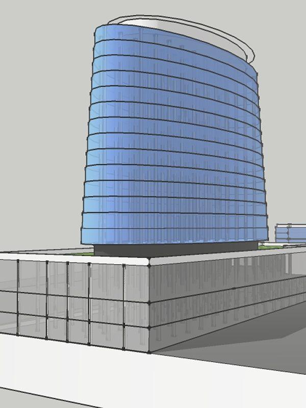 Metropolis Centre