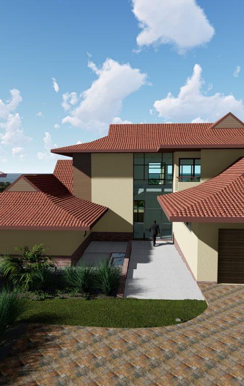 House Mkhaya